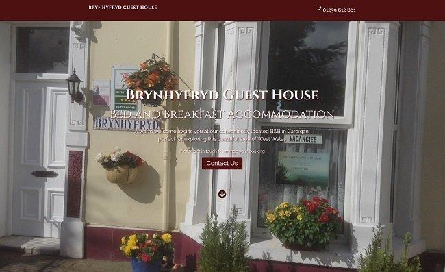 Brynhyfryd Guest House screenshot