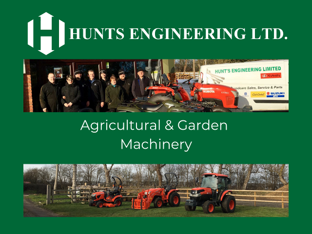 Hunts Engineering featured image