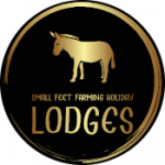 Small Feet Farming Holiday Lodges Logo